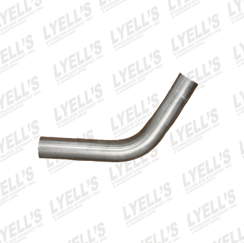 "1½"" 60° Mandrel Bend: Aluminized - budget-performance"