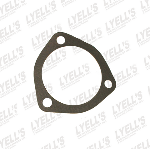 "3"" Header Collector 3 Hole Gasket - Lyell's Stainless Exhaust Inc., Mandrel Bending Ontario"