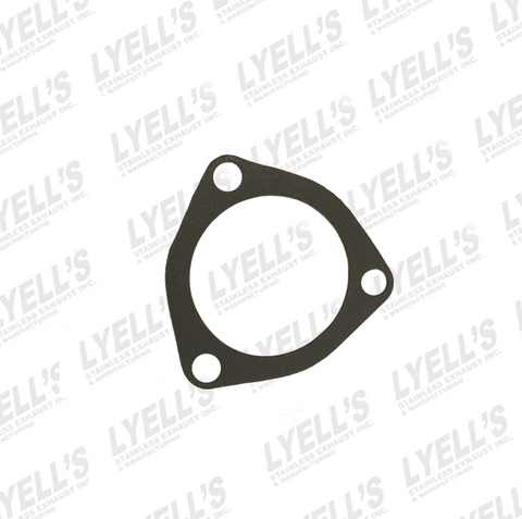 "2½"" Header Collector 3 Hole Gasket - Lyell's Stainless Exhaust Inc., Mandrel Bending Ontario"
