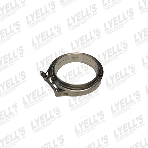 "1¾"" V-Band Clamp Kit - 304 Stainless Steel - Lyell's Stainless Exhaust Inc., Mandrel Bending Ontario"
