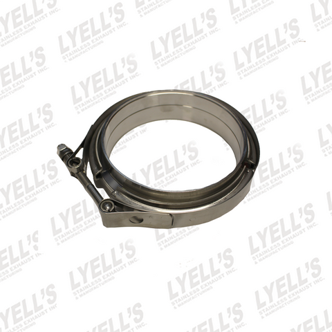 "3½"" V-Band Clamp Kit - 304 Stainless Steel - Lyell's Stainless Exhaust Inc., Mandrel Bending Ontario"
