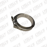 "2¼"" V-Band Clamp Kit - 304 Stainless Steel - budget-performance"