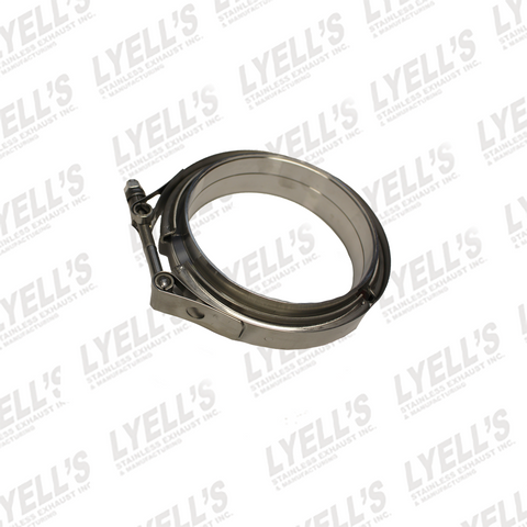 "2½"" V-Band Clamp Kit - 304 Stainless Steel - Lyell's Stainless Exhaust Inc., Mandrel Bending Ontario"