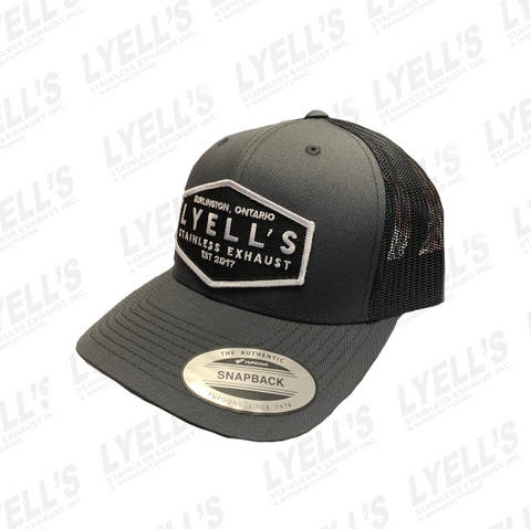 Lyell's Trucker Hat - Lyell's Stainless Exhaust Inc., Mandrel Bending Ontario
