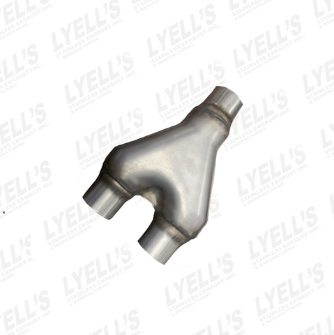 "2½"" - 2¼"" Dual 409 Stainless - Lyell's Stainless Exhaust Inc., Mandrel Bending Ontario"
