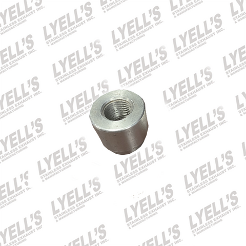 12mm O2 Sensor Bung - Stainless Steel