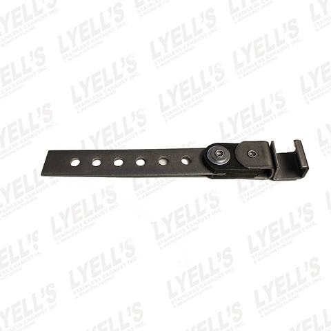 Heavy Duty Swinger Exhaust Bracket - Lyell's Stainless Exhaust Inc., Mandrel Bending Ontario