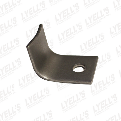 L Bracket - Lyell's Stainless Exhaust Inc., Mandrel Bending Ontario