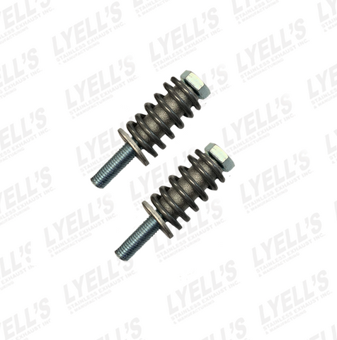 10mm - Spring Bolt Kit (Toyota/Universal) - Lyell's Stainless Exhaust Inc., Mandrel Bending Ontario