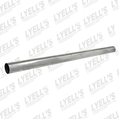 3'' T304 Stainless Steel Straight Tubing