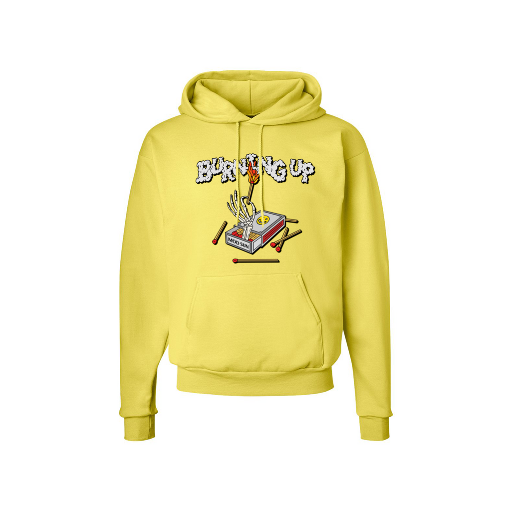 Burning Up Hoodie