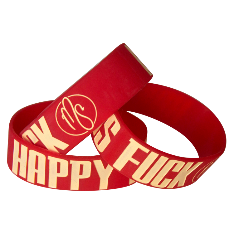 Happy As Fuck Bracelet