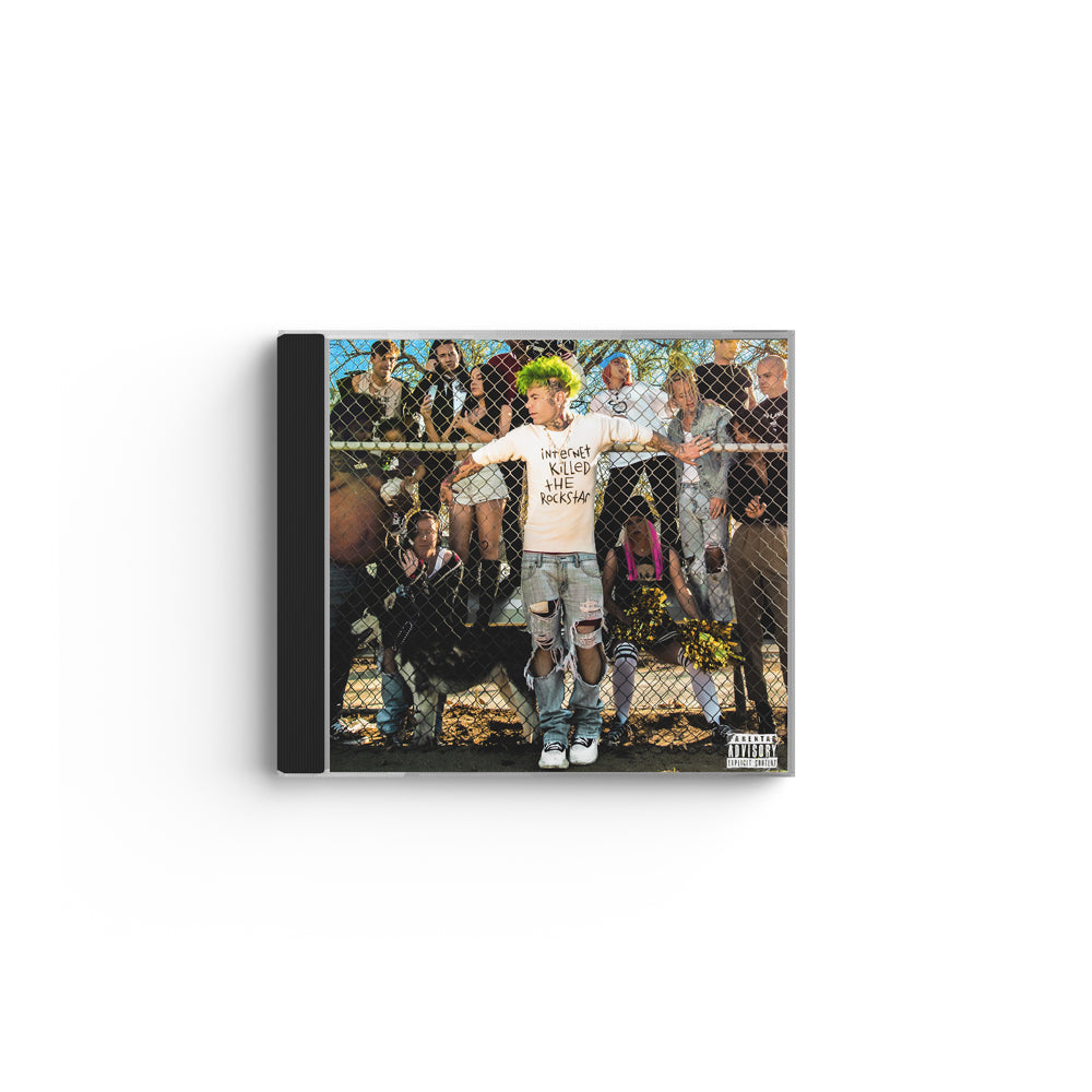 Signed Internet Killed The Rockstar Deluxe CD [PRE ORDER]
