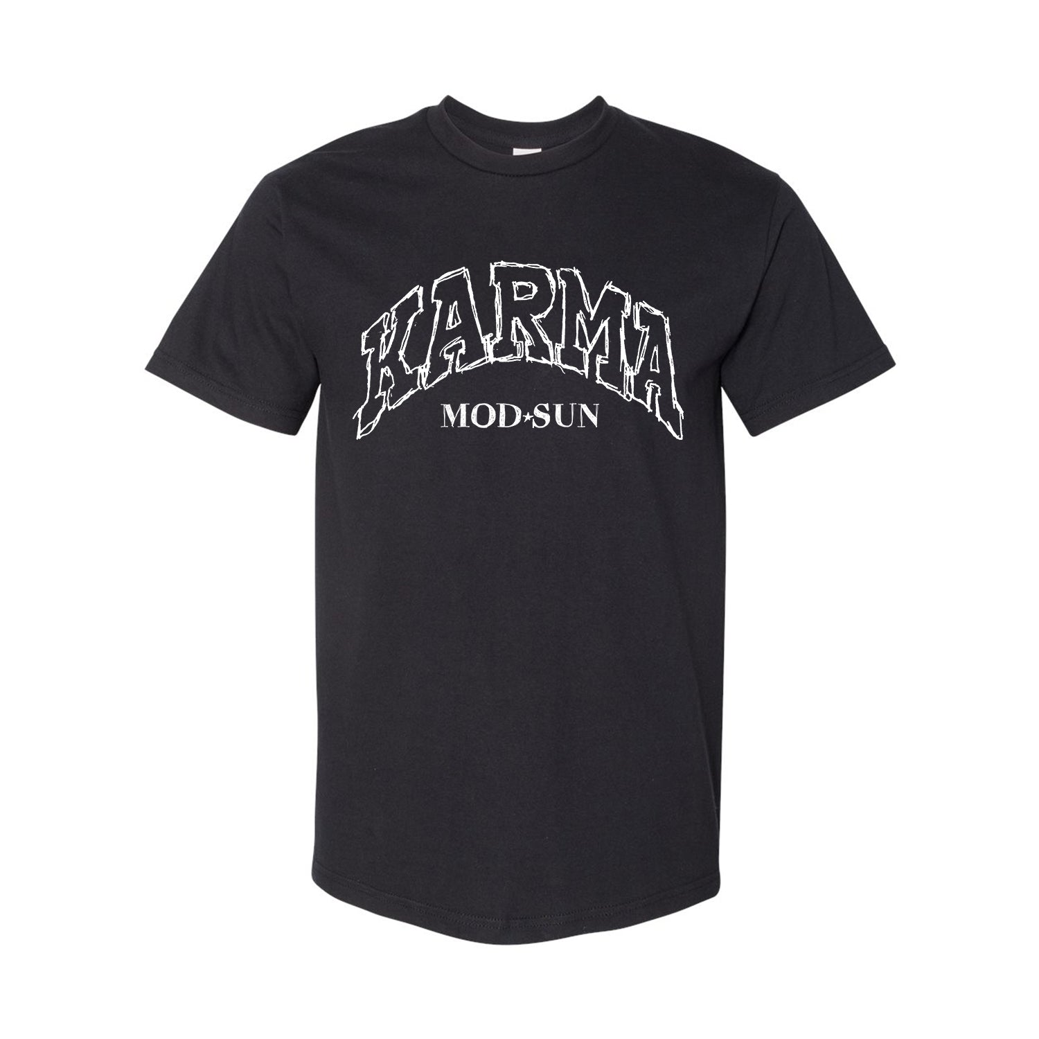 Karma Scratch Tee (Front + Back Design)
