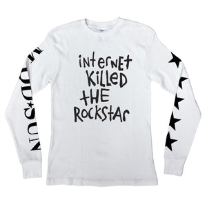 Internet Killed The Rockstar Thermal