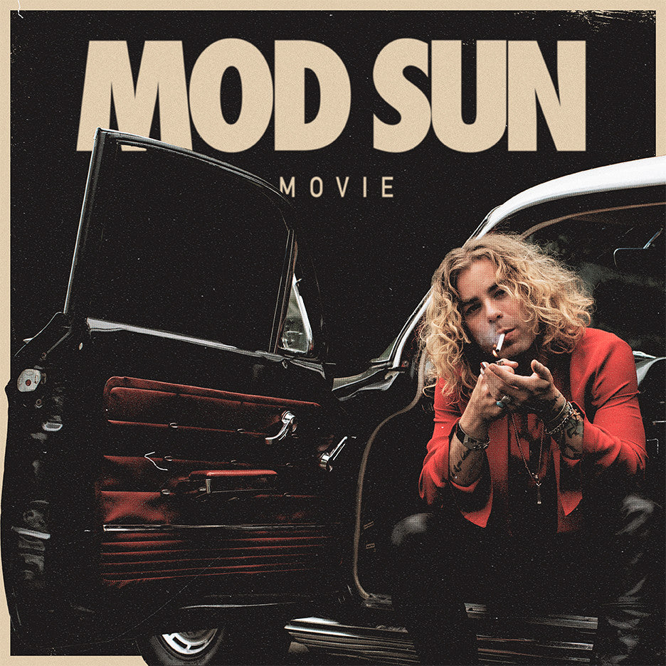 Mod Sun Movie Vinyl