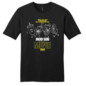Drive In Movie Tour Tee