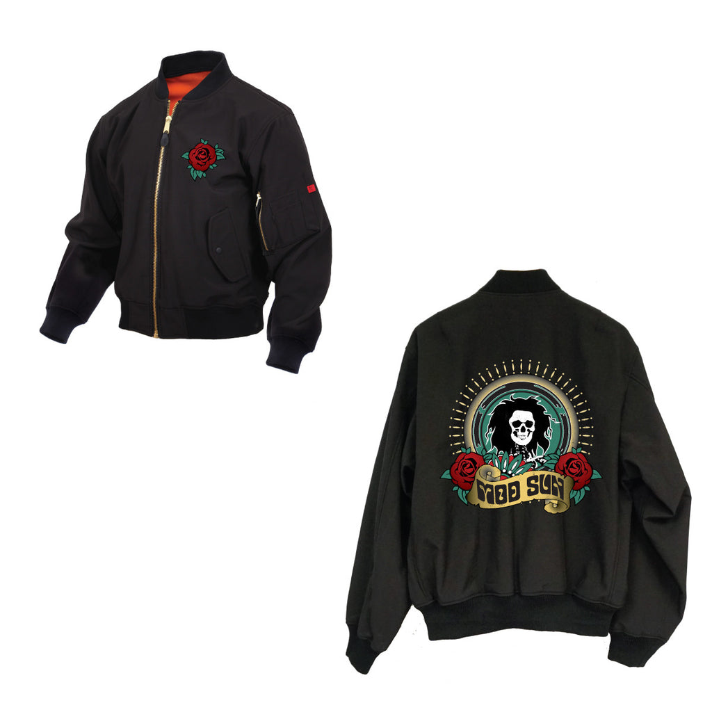 Mod Sun Flight Jacket