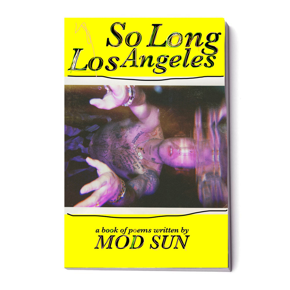 So Long Los Angeles (PRE ORDER)