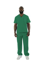 Load image into Gallery viewer, 220C - UltraSoft One Pocket Scrub Top
