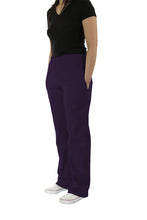 Load image into Gallery viewer, 300C – Unisex Elastic Waist Scrub Pants With 2 Side Pockets