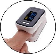 Load image into Gallery viewer, Finger Pulse Oximeter