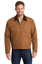 Load image into Gallery viewer, J763 Cornerstone - Duck Cloth Work Jacket