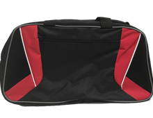 Load image into Gallery viewer, Oxford Polyester Duffel Bag With Zipper Pocket