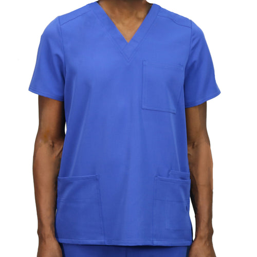 WYND Men's Scrub Top