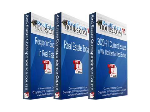30 Clock Hours Broker Renewal Course Bundle (2020-2021)
