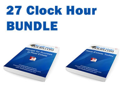 NO CORE 27 Clock Hours Renewal Bundle