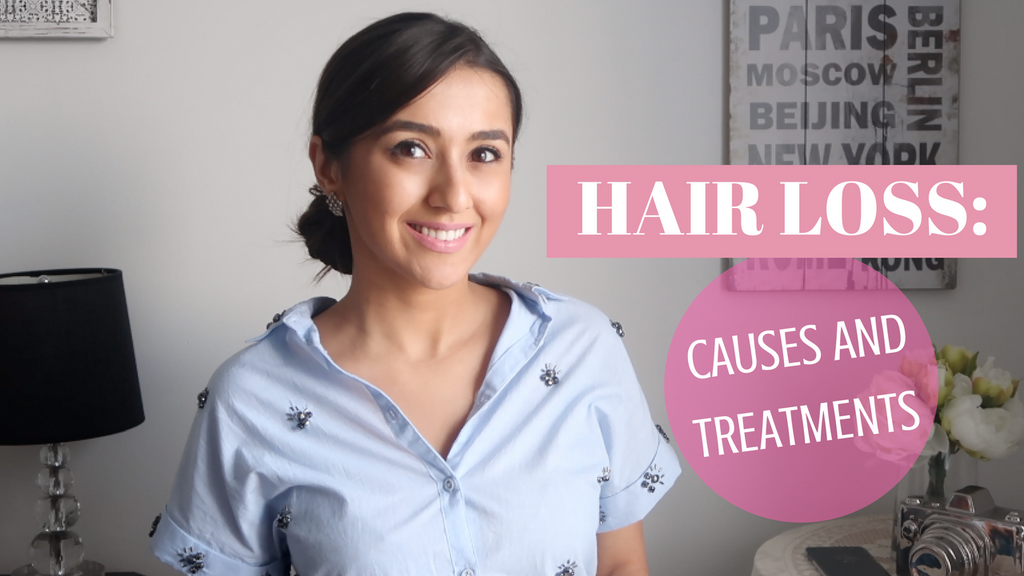 HAIR LOSS: CAUSES AND HOW TO TREAT IT