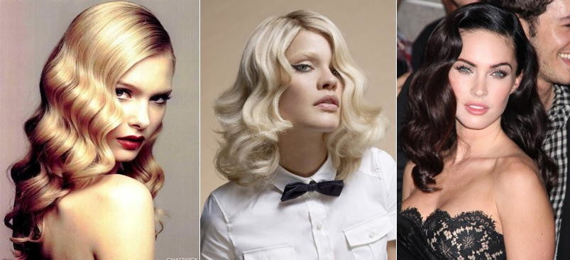 Hollywood wave the vintage hairstyle anchant hair hollywood wave the vintage hairstyles solutioingenieria Image collections