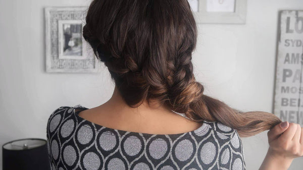 side dutch braid with hair extensions anchante hair