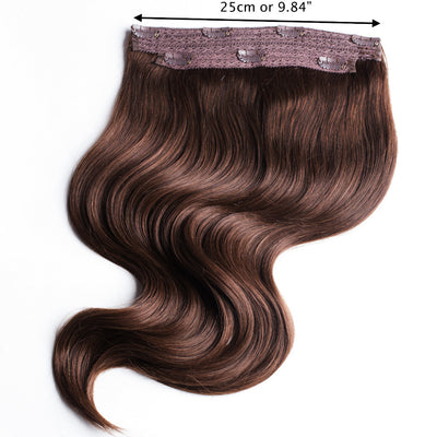 CHOCOLATE BROWN #4 - Anchante Hair