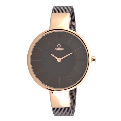 OBAKU - SOL WALNUT