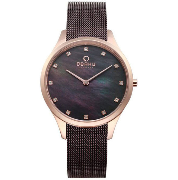 OBAKU - FIN WALNUT
