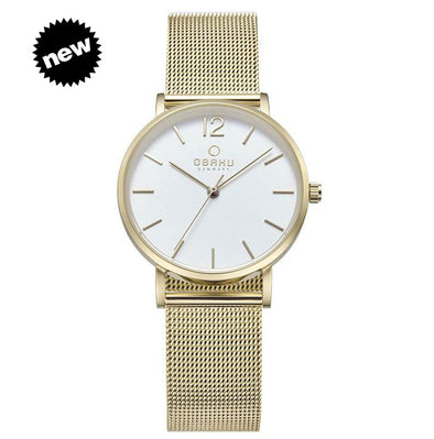 OBAKU - MARK LILIE GOLD