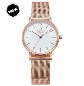 OBAKU - MARK LILIE ROSE