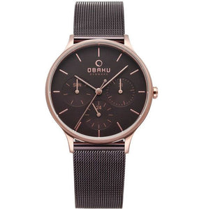 OBAKU - LIND WALNUT