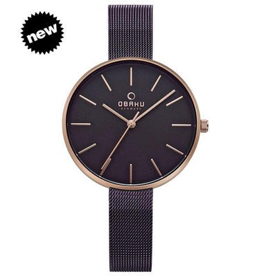 OBAKU - VIOL WALNUT