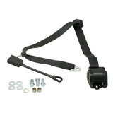 3 POINT RETRACTABLE SEAT BELTS