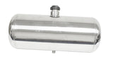 "POLISHED STAINLESS STEEL GAS TANK KIT 10"" x 30"""