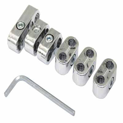 CHROME WIRE SEPERATORS