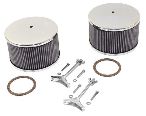 AIR CLEANER KIT FOR KADRON TYPE CARBS