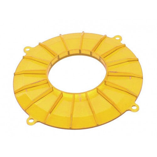 FINNED ALTERNATOR / GENERATOR BACKING COVER