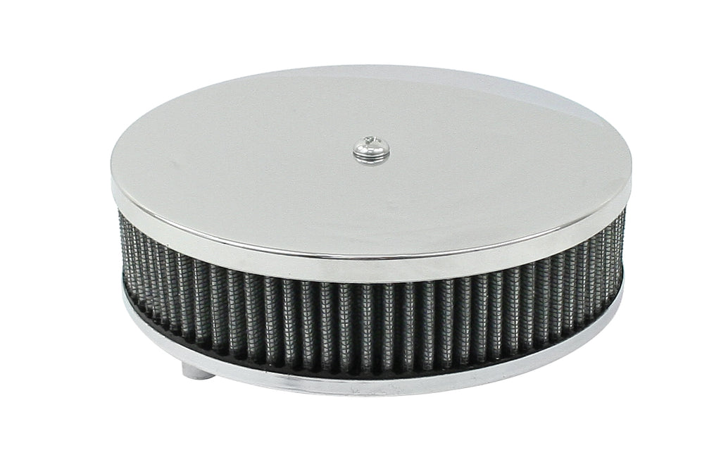 CHROME AIR CLEANER