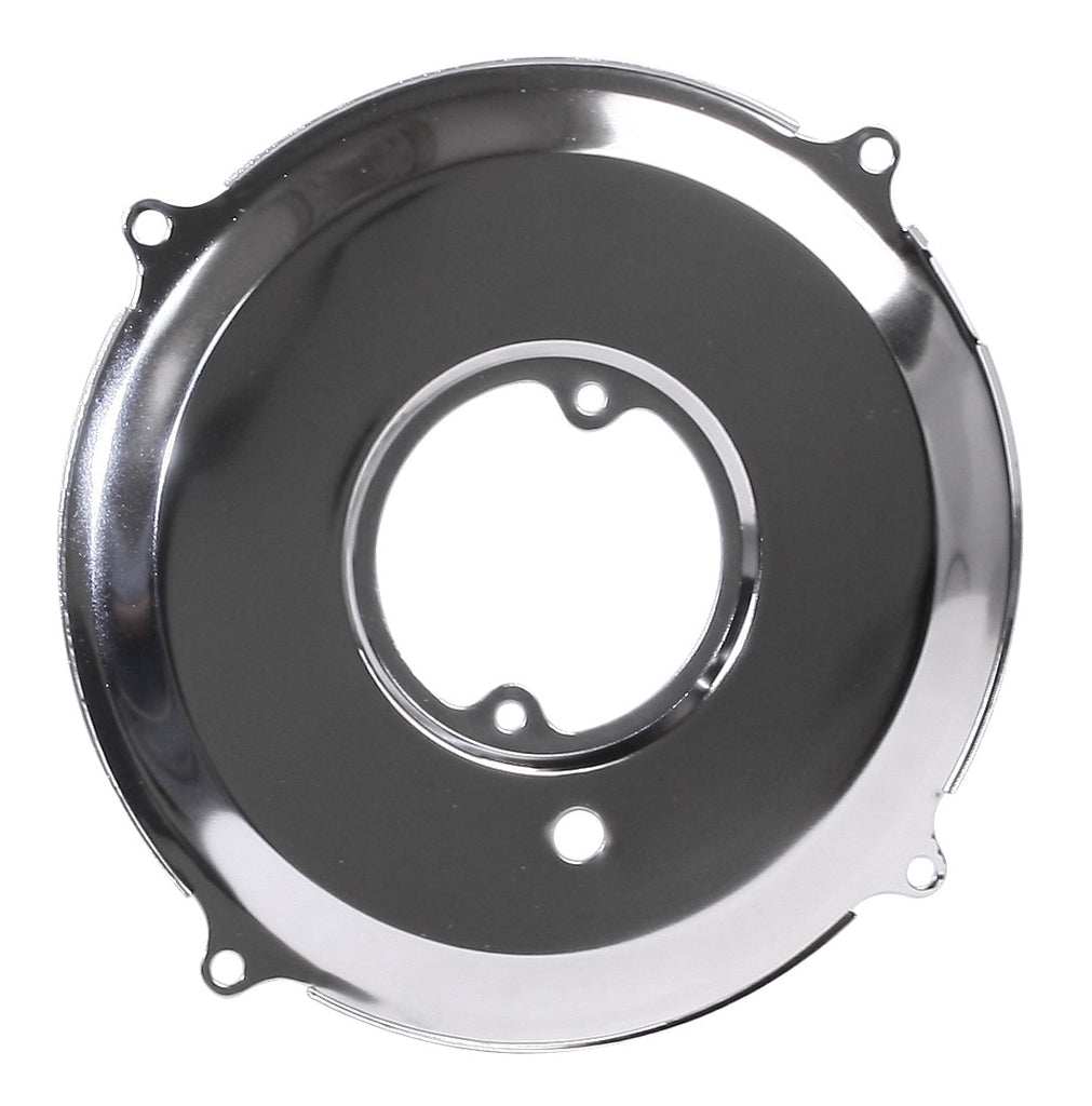 FAN BACKING PLATE CHROME
