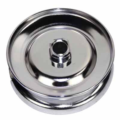 GENERATOR PULLEY CHROME