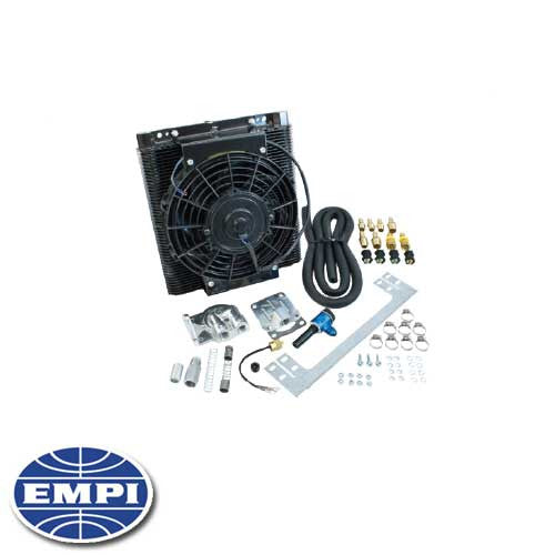 OIL COOLER KIT WITH FAN